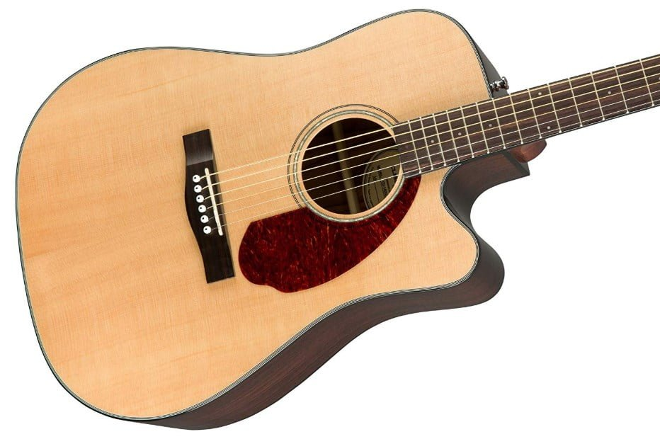 fender cd-140sce review