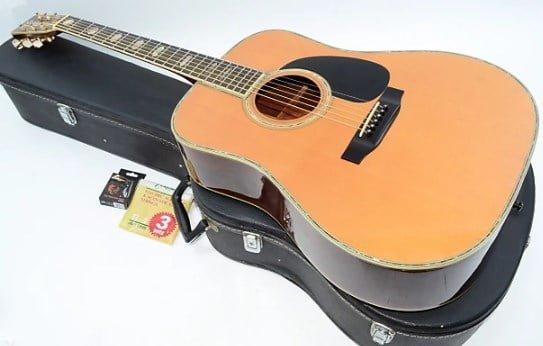 best morris guitar